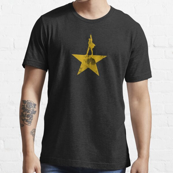 Hamilton musical T-shirt essentiel