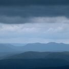 Blue Blue Mountains by Sharon Brown