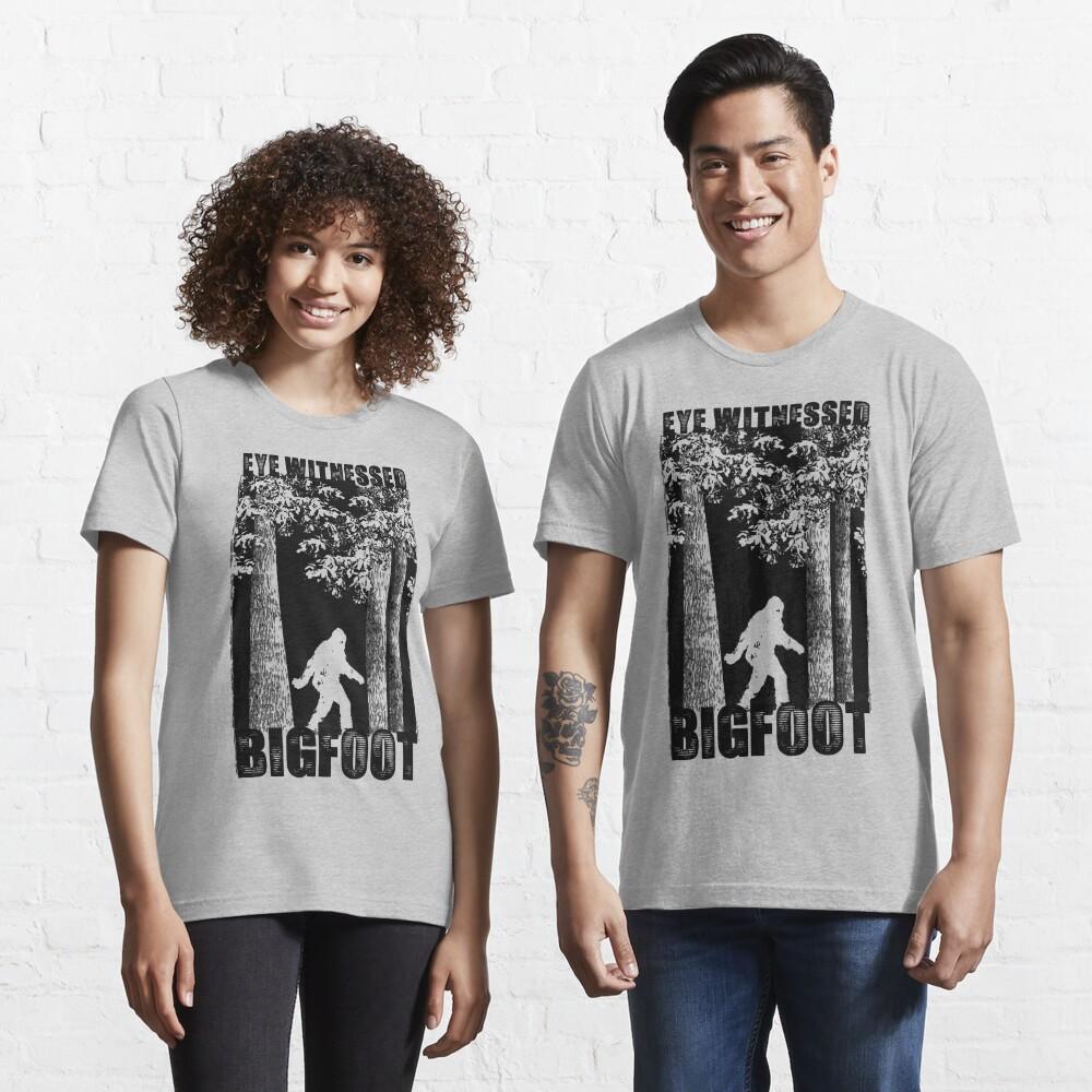 Eye Witnessed Bigfoot Essential T-Shirt