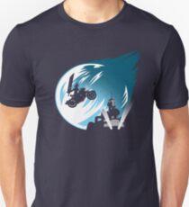 Meteor Over Midgar T-Shirt