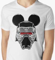 Kylo Mouse Men's V-Neck T-Shirt