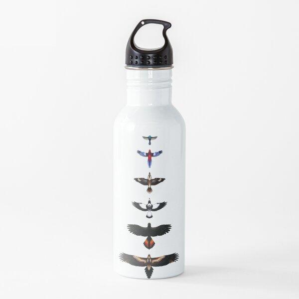Australian Birds - Illustrated Water Bottle