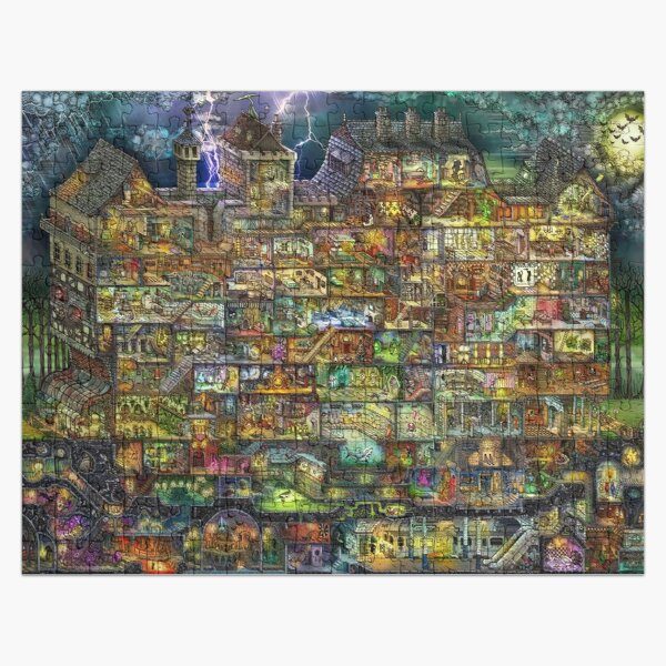 The House Jigsaw Puzzle