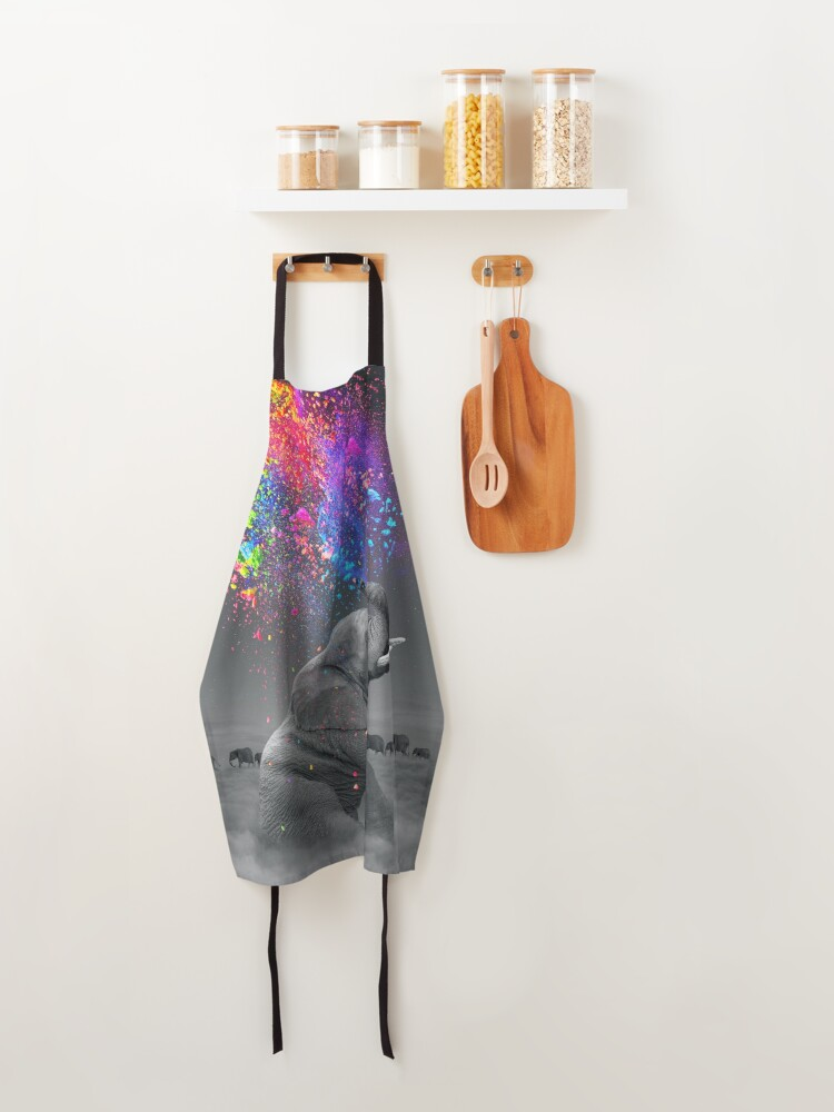 Alternate view of True Colors Within Apron