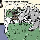 Capitol capital compromise cartoon by Binary-Options