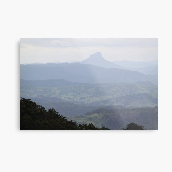 Lamington National Park Metal Print