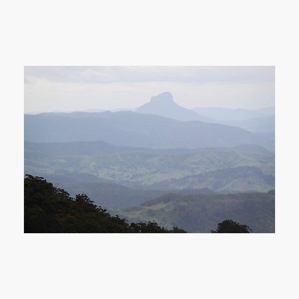 Lamington National Park Photographic Print