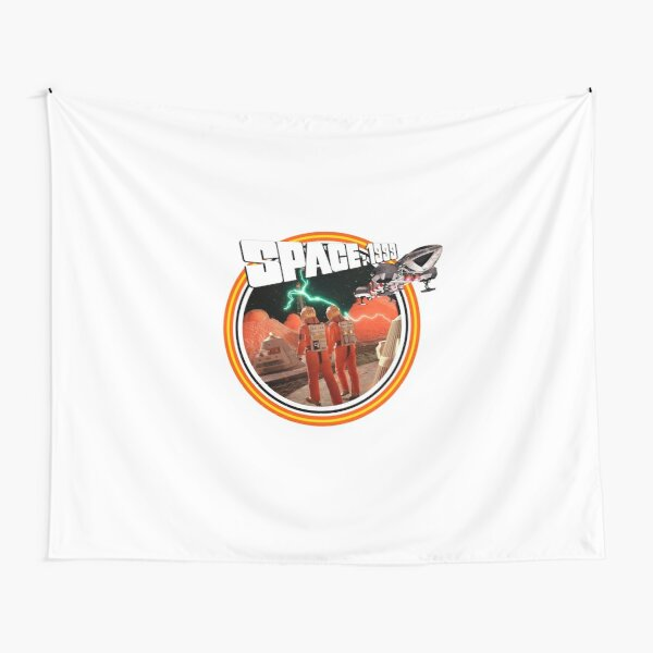 SPACE: 1999 GENERIC 5 Tapestry