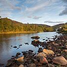 The River Leven by kernuak