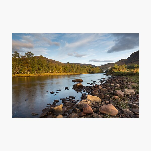 The River Leven Photographic Print