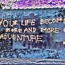 Life is an Adventure by George Hunter