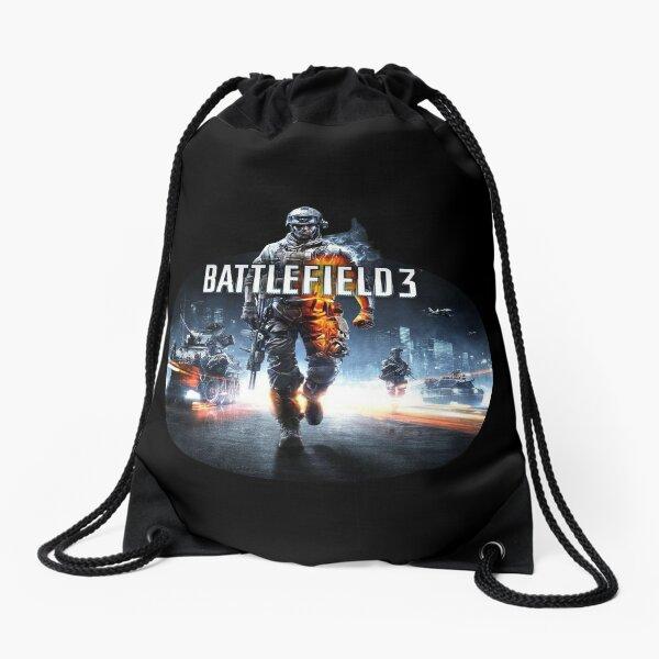 BF3 Battlefield 3 Drawstring Bag