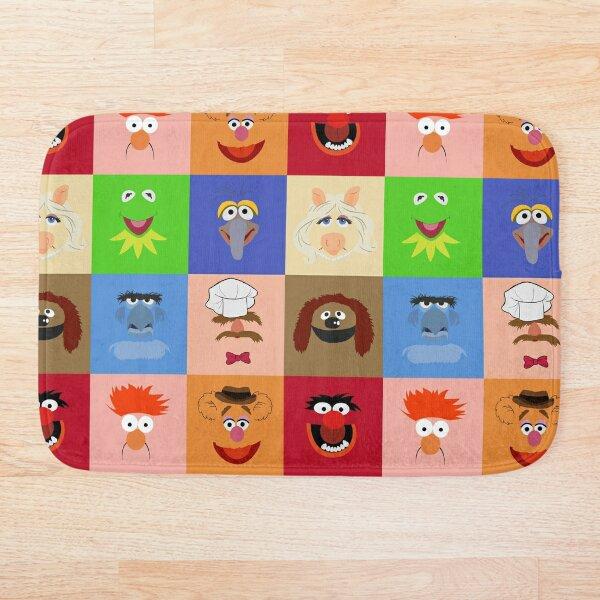 Muppets Bath Mat