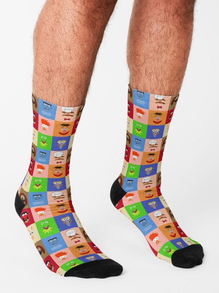 Alternate view of Muppets Socks