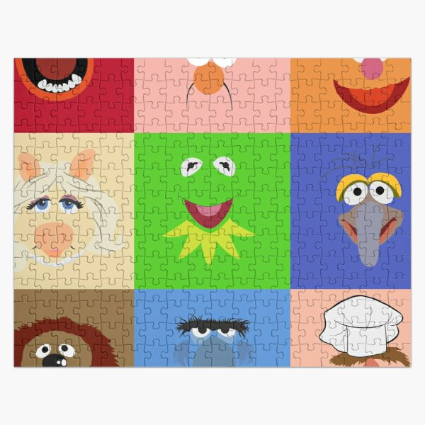 Muppets Puzzle