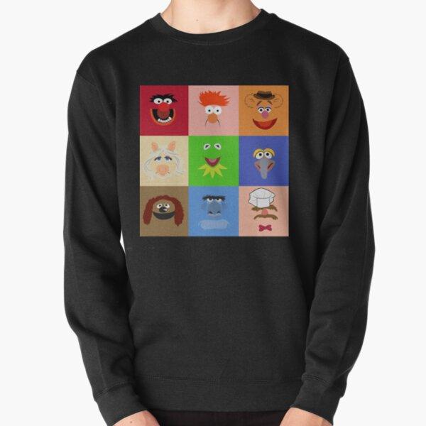 Muppets Pullover Sweatshirt