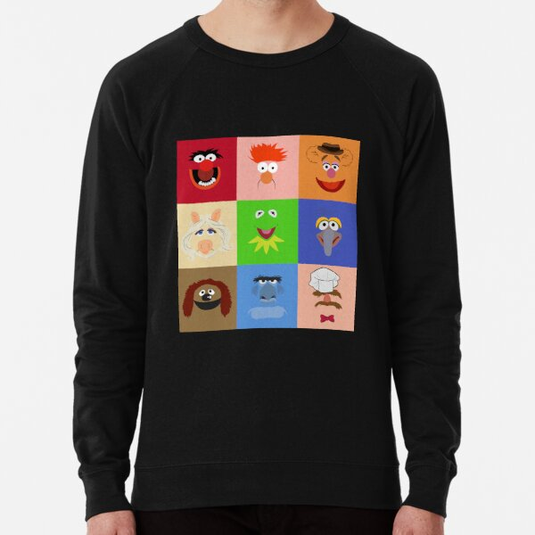 Muppets Lightweight Sweatshirt