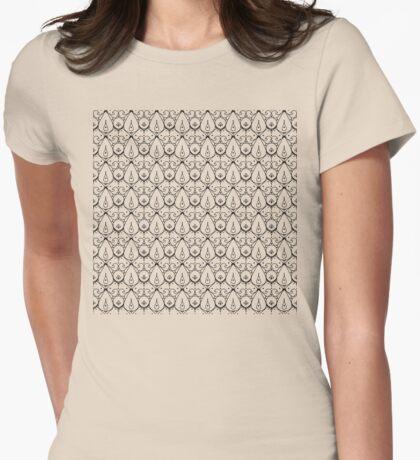 Cindi Lace Black T-Shirt