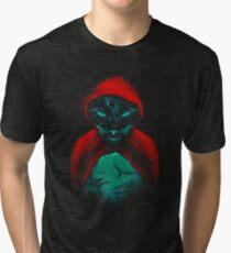 Cat Sharks Tri-blend T-Shirt