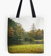 A little bridge - Bijlmerweide Tote Bag