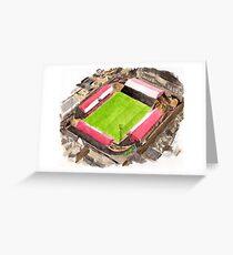 Middlesbrough - Ayresome Park Greeting Card