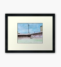 West Ham United - Upton Park/Boleyn Ground Framed Print