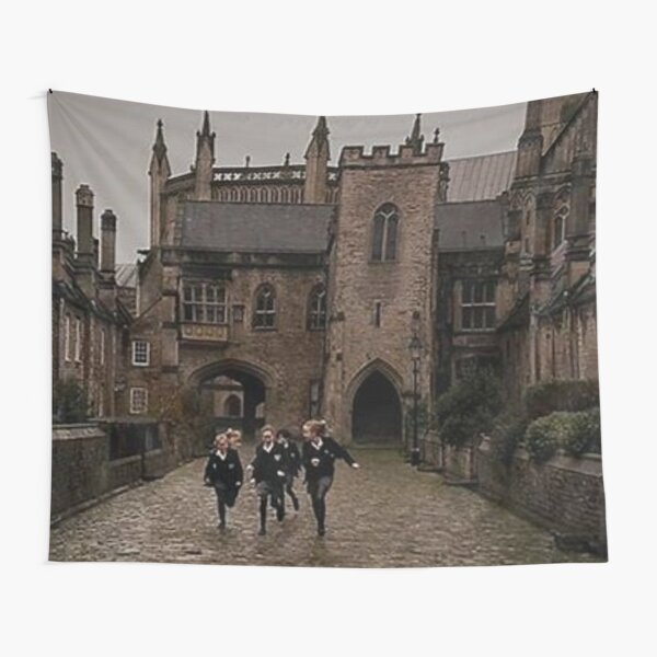 Dark Academia Friends Tapestry By Coco97203 Redbubble