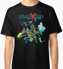 Malcolm X-Men Assemble Classic T-Shirt
