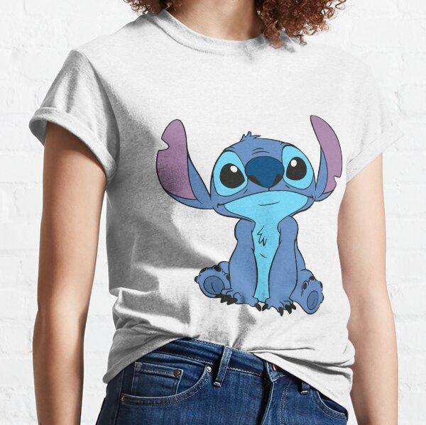 Lilo et Stitch T-shirt classique