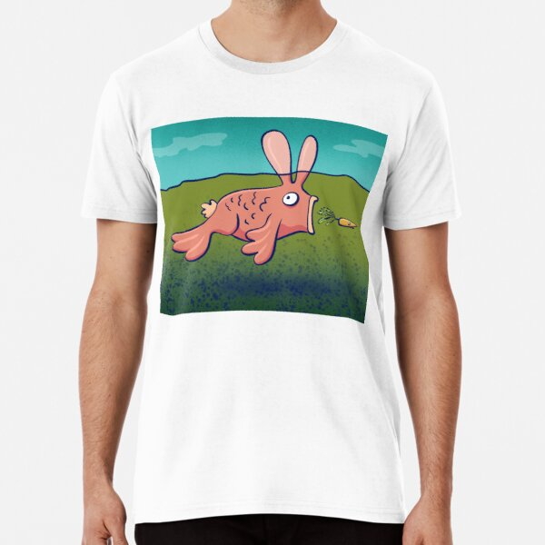 Bunnyfish  Premium T-Shirt