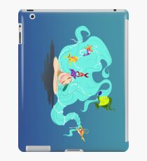 Drifting iPad Case/Skin