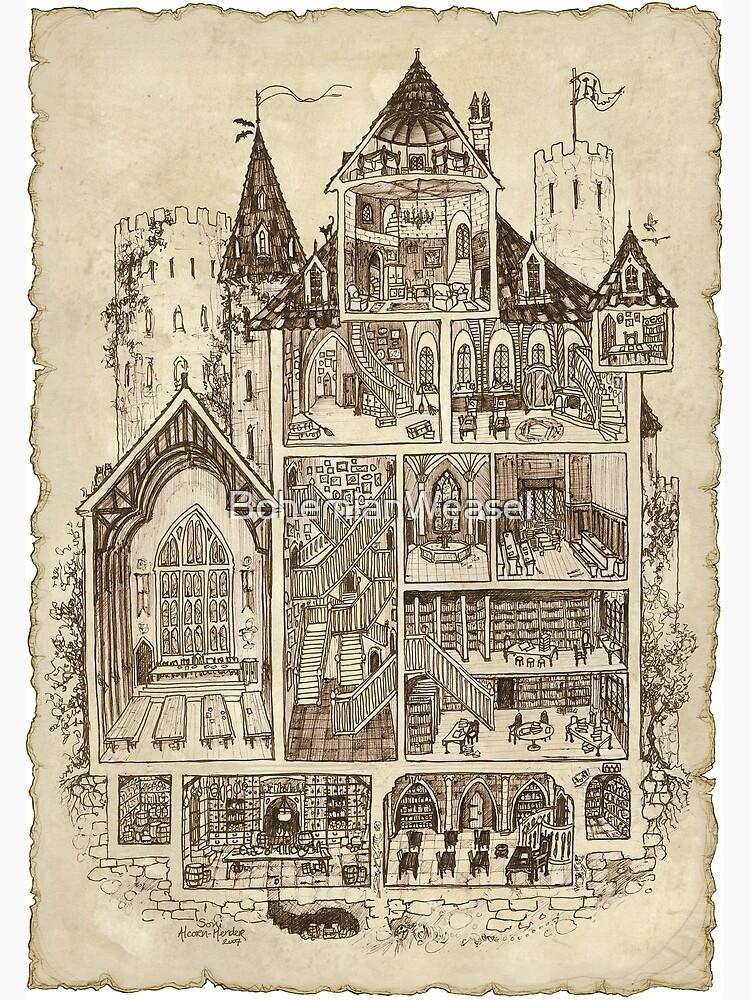 Magic School by BohemianWeasel