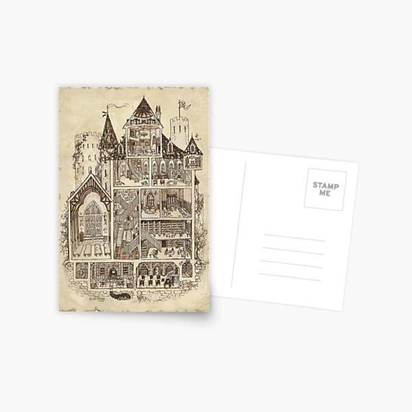 Escuela de magia Postal