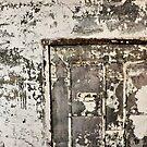 Behind The Wall by joan warburton