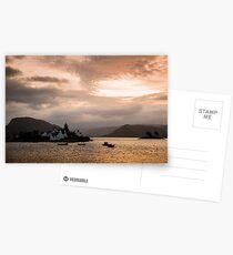Plockton Sunrise Postcards