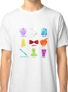 Watercolor Doctor Who Classic T-Shirt
