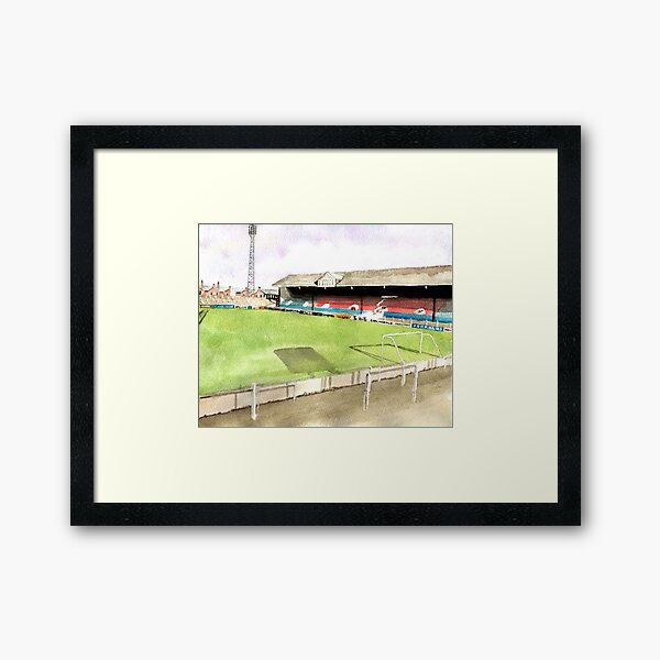 Leyton Orient - Brisbane Road Framed Art Print