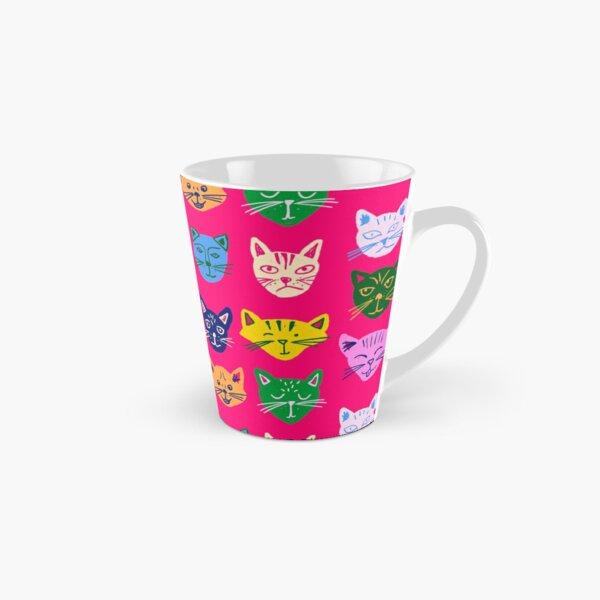 Caturday Vibes Tall Mug