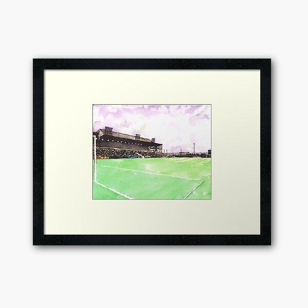Carlisle United - Brunton Park Framed Art Print