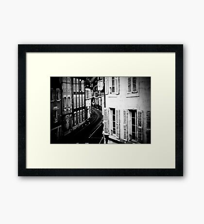 Nevers - France Framed Print