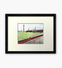 Notts County - Meadow Lane Framed Print