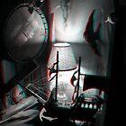 Dark Ship - 3D by Daniel Owens