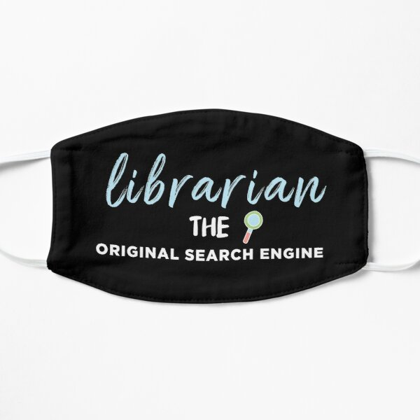 librarian the original search engine,Funny librarian Mask