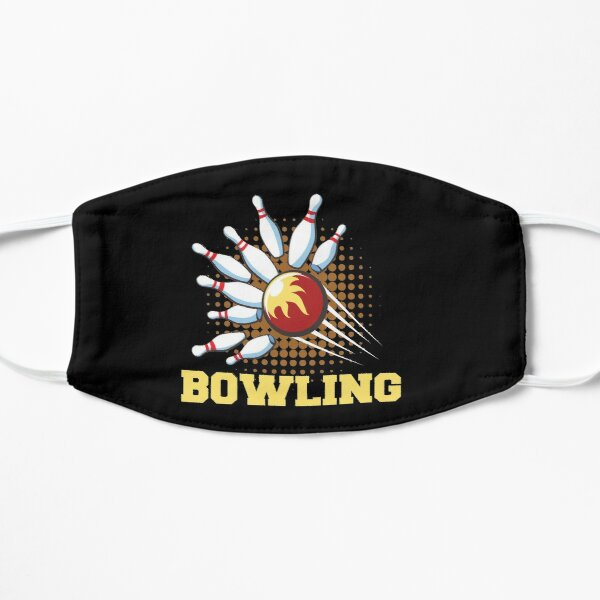 Bowling Design Mask
