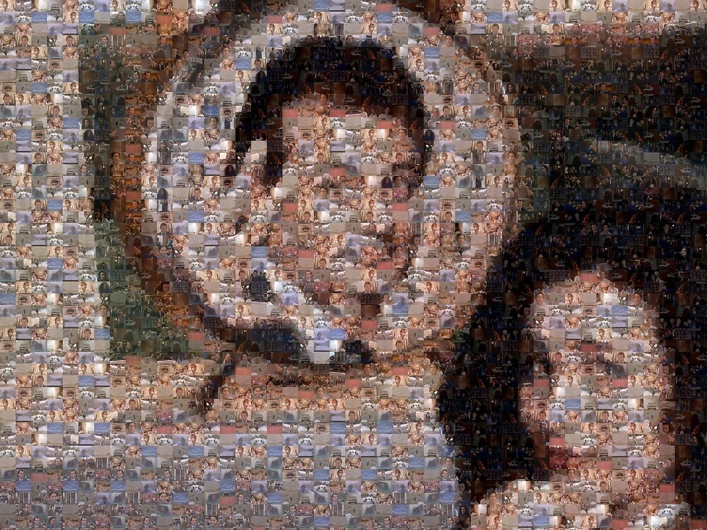Mosaic: Groundhog Day by Mark Chandler