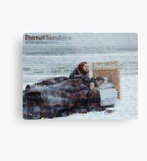 Mosaic: Eternal Sunshine of the Spotless Mind Metal Print