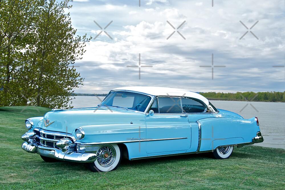 1953 Cadillac Coupe de Ville by DaveKoontz