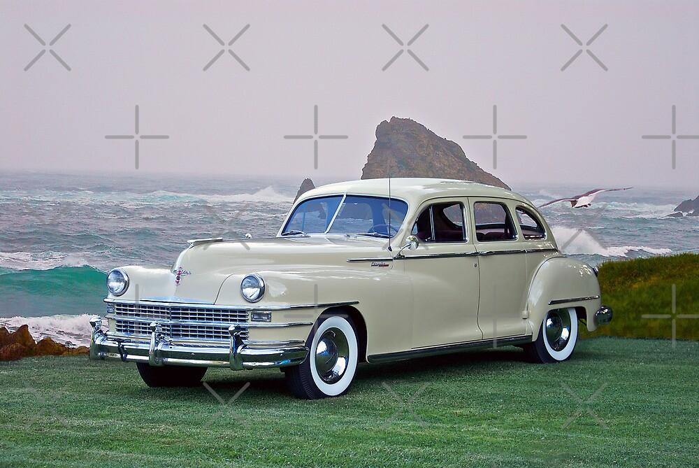 1947 Chrysler 'New Yorker' Sedan by DaveKoontz