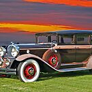 1930 Marmon 'Big Eight' 7 Passenger Sedan by DaveKoontz