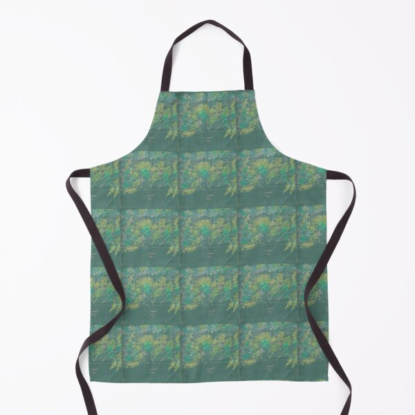 SEA FAN FINESSE spirituality, sensuaity and well-being  Apron